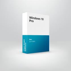 MS Windows 10 Pro, Systembuilder, Deutsch