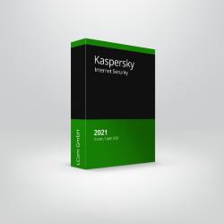 Kaspersky Internet Security - 3 User, 1 Jahr, ESD